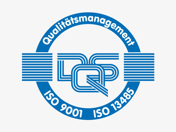 Pfaff GmbH - Iso 9001 & 13485