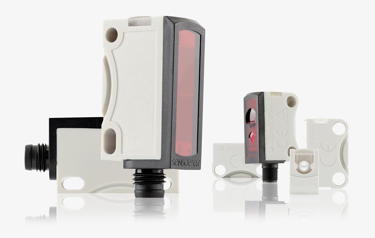 2K-Sensorgehäuse für verschiedene Anwendungsbereiche: